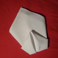 cone napkin fold